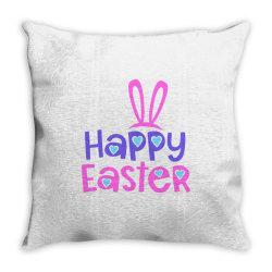 Happy Easter Throw Pillow | Artistshot