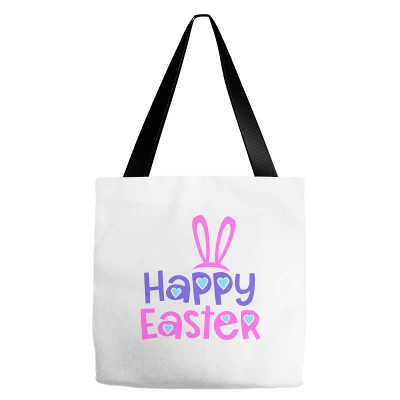 Happy Easter Tote Bags | Artistshot