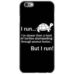 I Run iPhone 6/6s Case | Artistshot