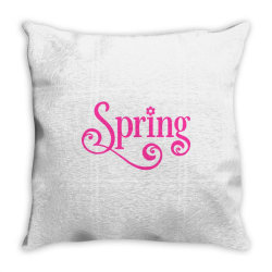 Spring Throw Pillow | Artistshot