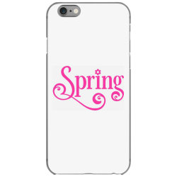 Spring iPhone 6/6s Case | Artistshot