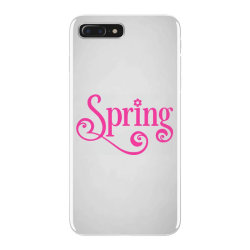 Spring iPhone 7 Plus Case | Artistshot