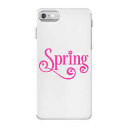 Spring iPhone 7 Case | Artistshot