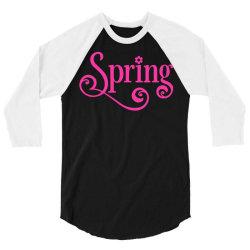 Spring 3/4 Sleeve Shirt | Artistshot