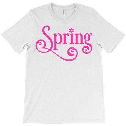 Spring T-shirt Designed By Ombredreams
