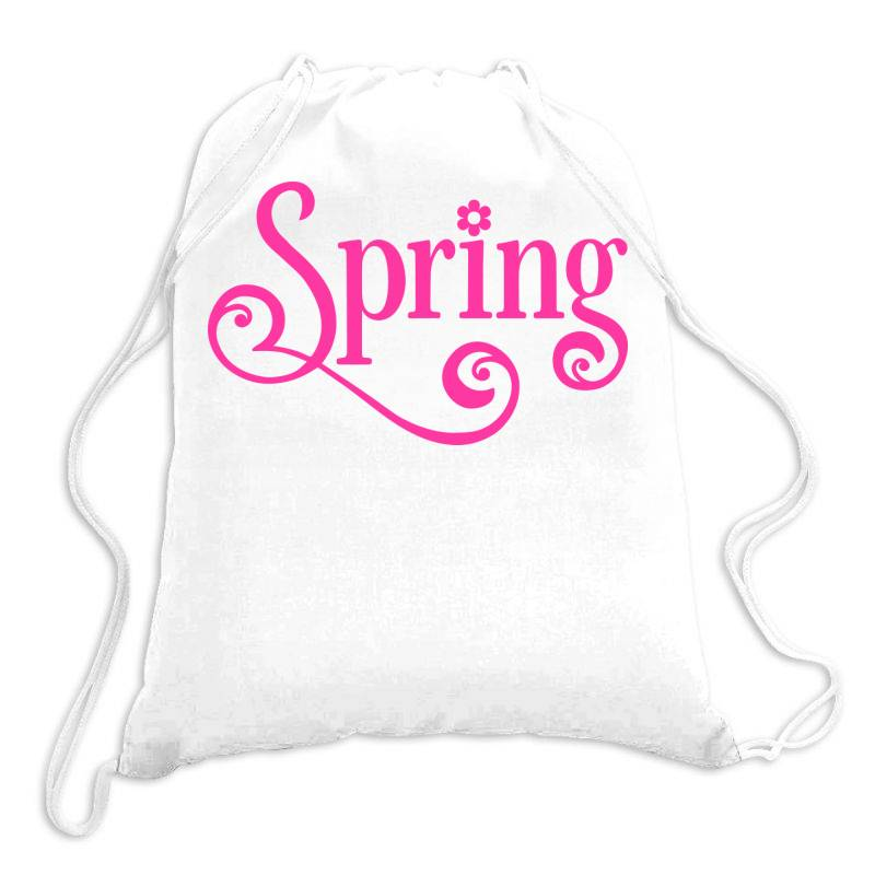 Spring Drawstring Bags   Artistshot