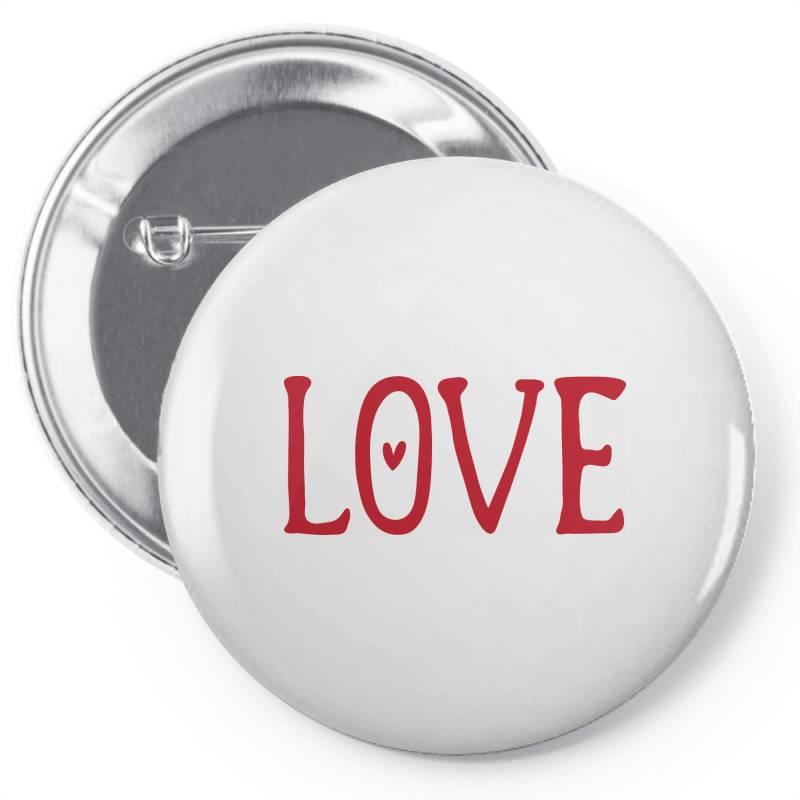 Love Pin-back Button | Artistshot