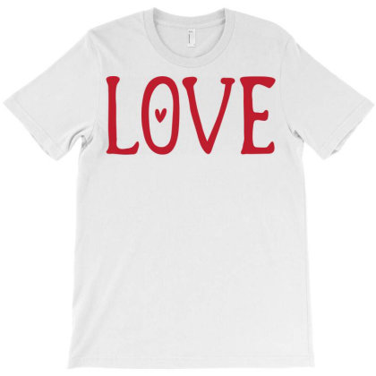 Love T-shirt Designed By Ombredreams