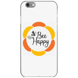 Bee Happy iPhone 6/6s Case | Artistshot