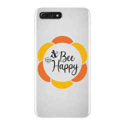 Bee Happy iPhone 7 Plus Case | Artistshot