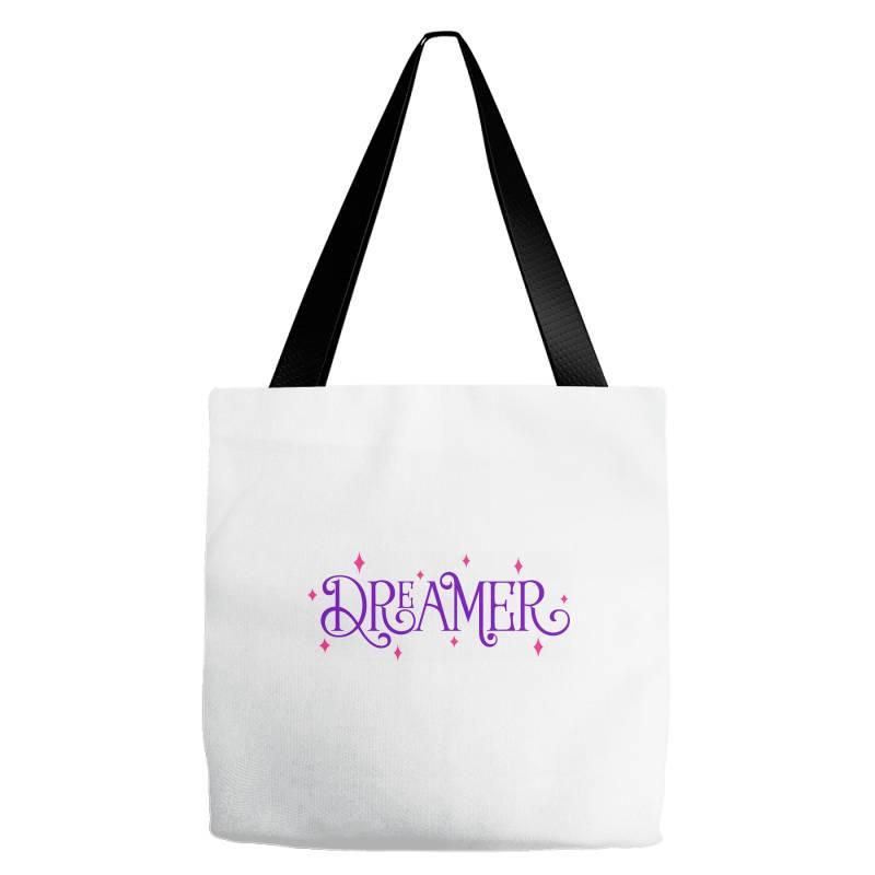 Dreamer Tote Bags | Artistshot