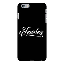 Fearless iPhone 6 Plus/6s Plus Case | Artistshot