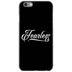 Fearless iPhone 6/6s Case | Artistshot