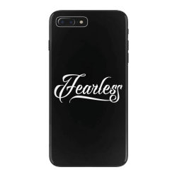 Fearless iPhone 7 Plus Case | Artistshot