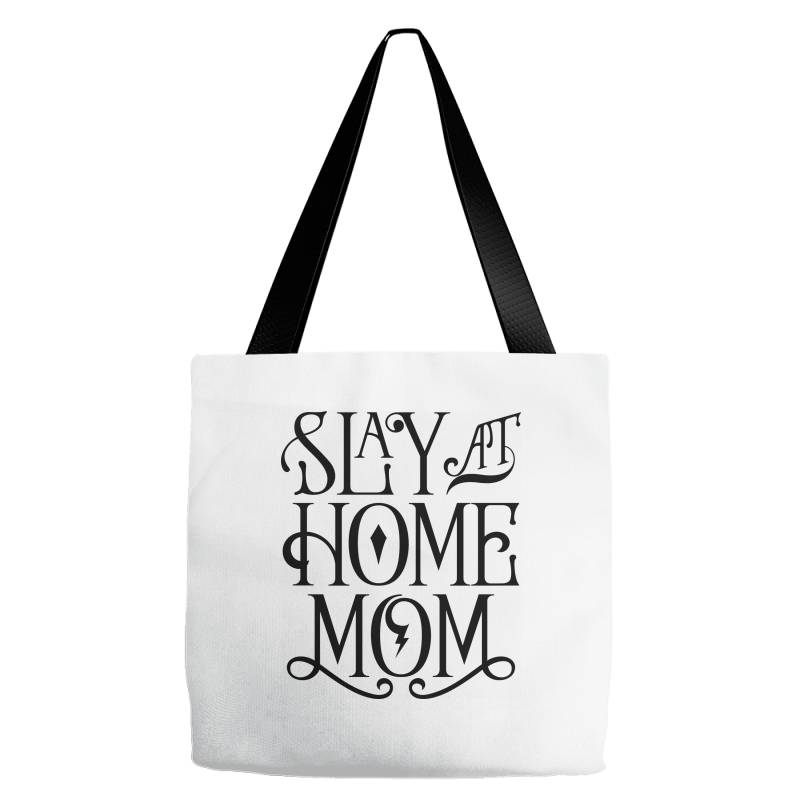 Stay At Home Mom Tote Bags | Artistshot