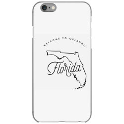 welcome to florida iPhone 6/6s Case | Artistshot