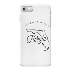 welcome to florida iPhone 7 Case | Artistshot