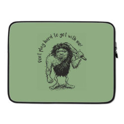 hard to get Laptop sleeve | Artistshot