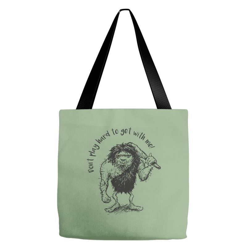Hard To Get Tote Bags | Artistshot