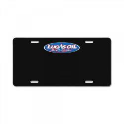 lucas oil racing License Plate   Artistshot