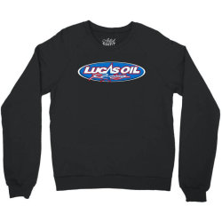 lucas oil racing Crewneck Sweatshirt | Artistshot