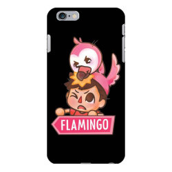 flim flam flamingo funny iPhone 6 Plus/6s Plus Case | Artistshot