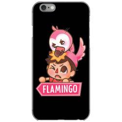 flim flam flamingo funny iPhone 6/6s Case | Artistshot