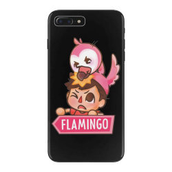 flim flam flamingo funny iPhone 7 Plus Case | Artistshot