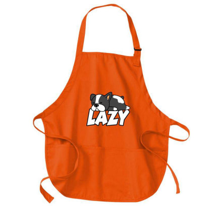 Lazy Medium-length Apron Designed By Chiks