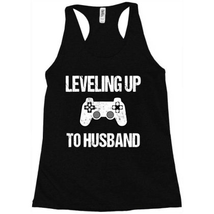 Engagement Tshirt For Groom Video Game Racerback Tank Designed By Kirana Tees