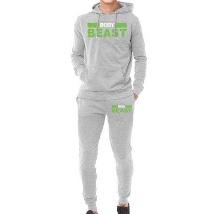 Body Beast Hoodie & Jogger Set Designed By Tshiart