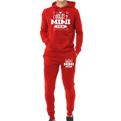 Coolest Mimi Ever Hoodie & Jogger Set Designed By Tshiart