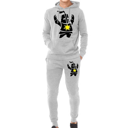 Dark Souls Solaire Hoodie & Jogger Set Designed By Hbk