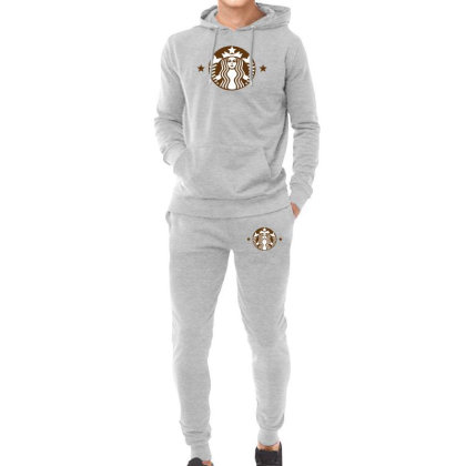 Starbucks Hoodie & Jogger Set Designed By Sabriacar