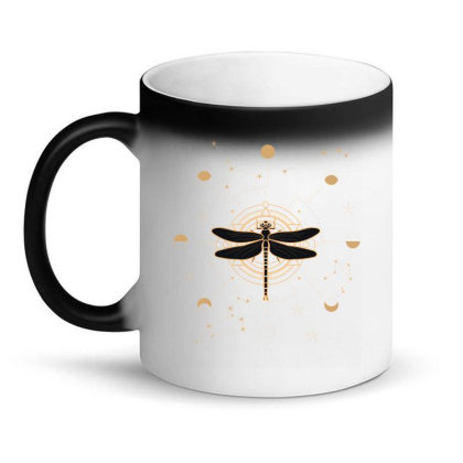 Astrology Bees Magic Mug Designed By Wizarts