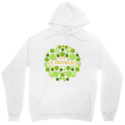 St. Patricks Day 5 01 Unisex Hoodie Designed By Kroos_sell