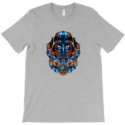 Emblem Of The Dark T-shirt Designed By Cvnds