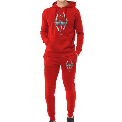 Skyrim Hoodie & Jogger Set Designed By Rardesign