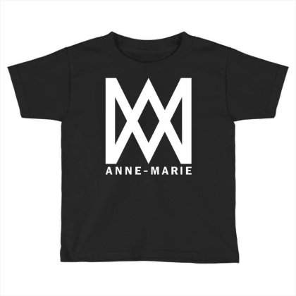 Anne Marie Toddler T-shirt Designed By Teehael