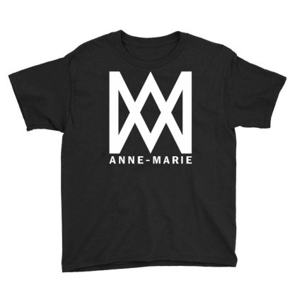 Anne Marie Youth Tee Designed By Teehael