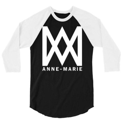 Anne Marie 3/4 Sleeve Shirt Designed By Teehael