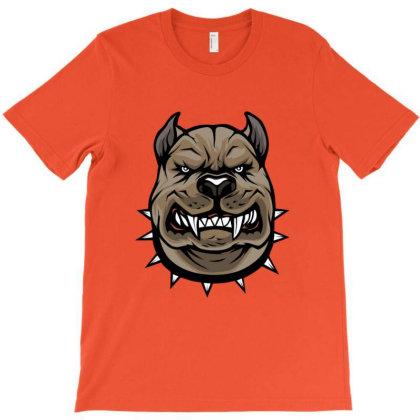 Wild Dog T-shirt Designed By Şen