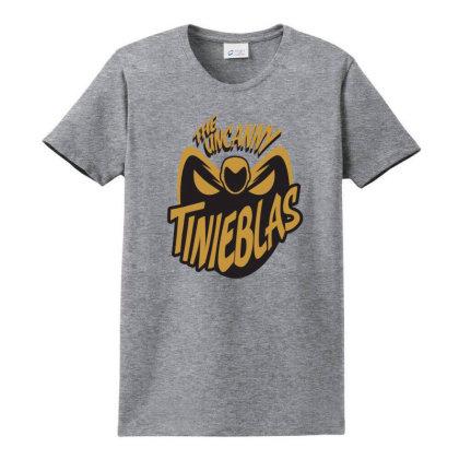 Tinieblas Ladies Classic T-shirt Designed By Memonius