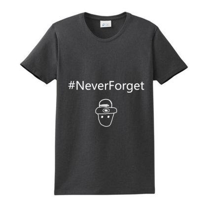 Never Forget Leprechaun Flute Meme Ladies Classic T-shirt Designed By Sugarmoon