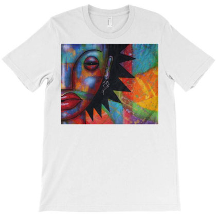 Calypso T-shirt Designed By Fred64