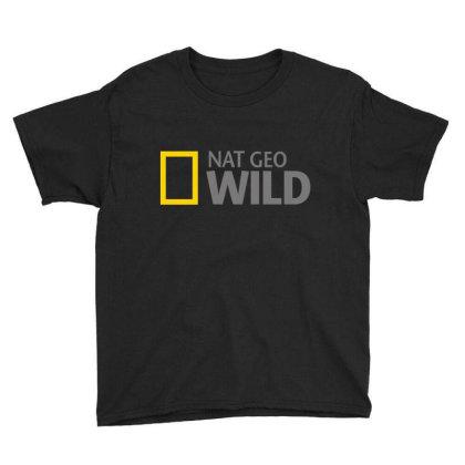Nat Geo Wild Youth Tee Designed By Şen