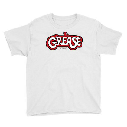 Grease Youth Tee Designed By Şen