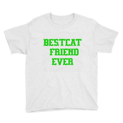 Bestcat Friend Ever (1) Youth Tee Designed By Artmaker79