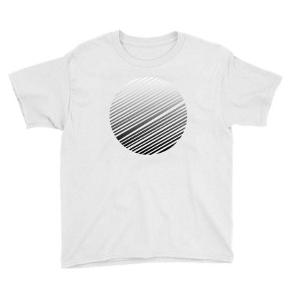 Stripes Youth Tee Designed By Suryanaagus