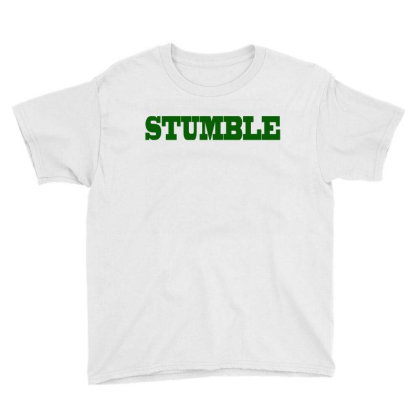 Stumble Youth Tee Designed By Suryanaagus